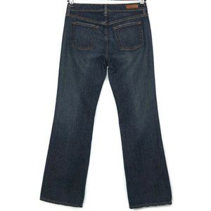 Ralph Lauren Polo Kelly Bootcut Jeans 8 Stretch